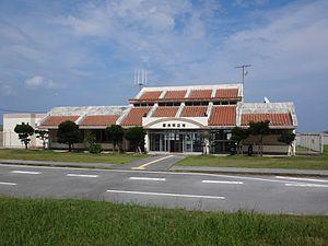 Kerama Airport - Image: Kerama airport