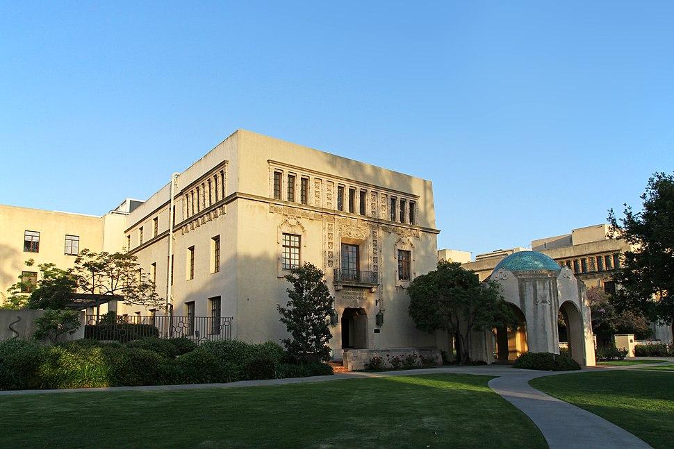 Kerckhoff Laboratory of the Biological Sciences