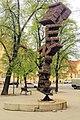 Keys Statue in Košice.jpg