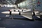 Kh-58U anti-radiation missile in Park Patriot 01.jpg
