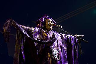 Khaira Arby Malian singer