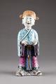 Kinesisk figur från 1800-talet - Hallwylska museet - 95978.tif