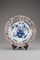 Kinesiskt porslins fat från 1735-1795 - Hallwylska museet - 95690.tif