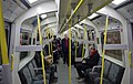 King's Cross St Pancras tube station MMB 04 C-Stock.jpg