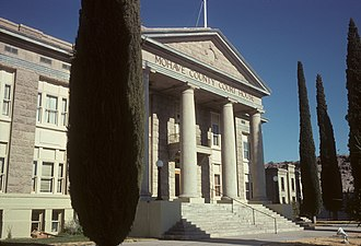 Mohave County, Arizona - Image: Kingman courthouse