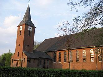 Twist, Germany - Image: Kirche St Georg Twist