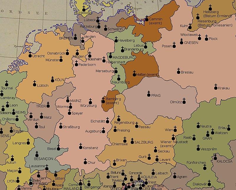 Kirchenprovinzen Deutschland 1500.jpg