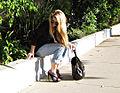 Kirkwood heels+ferragamo bag+cuffed jeans (5019328659).jpg