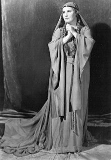 Kirsten Flagstad Norwegian opera singer