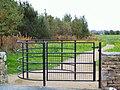 Kissing Gate at Owd'm Edge - geograph.org.uk - 63627.jpg