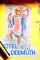 Klagenfurt Sankt Martin Christopherus am Hotel Dermuth von Otto Bestereimer 16022009 33.jpg