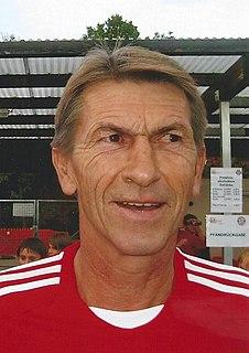 Klaus Augenthaler German footballer and manager