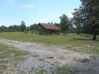 Kleč, Kočevje Place in Lower Carniola, Slovenia