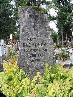 Klemens Bachleda – Wikipedia, wolna encyklopedia