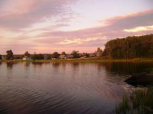 Belokholunitsky District - Klimkovsky Pond, Belokholunitsky District