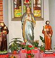 Kołobrzeg, katedra pw. NMP, figury świętych DSC02405.JPG