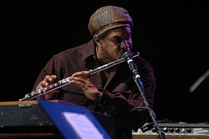 The Derek Trucks Band - Kofi Burbridge Flute and Keyboards