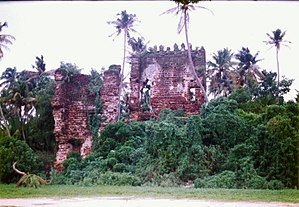 St Thomas Fort, Tangasseri