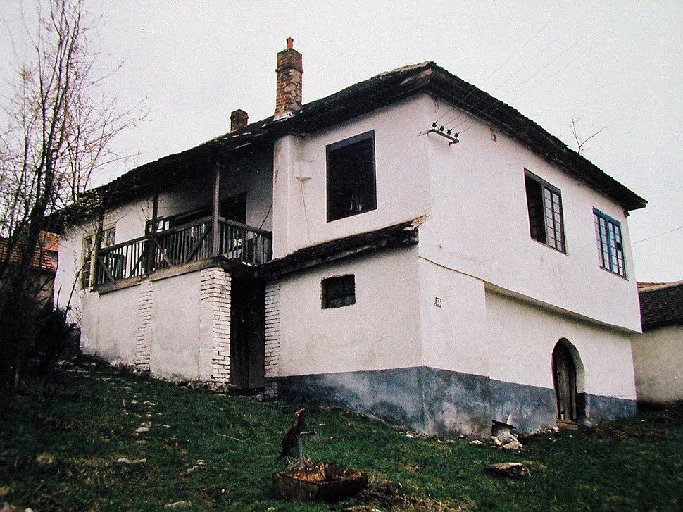 Konak kneza Jovana Simića-Bobovca u Valjevu
