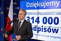 Konferencja prasowa Cezarego Grabarczyka, 16.04.2014 (13891242365).jpg