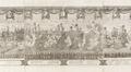 Kopparstick av Dahlberg från Karl X Gustavs begravning i Stockholm - Livrustkammaren - 100577.tif