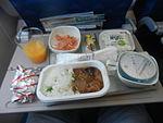Korean Air Economy Class Meal (Seoul (Incheon)~Aomori).JPG