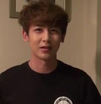 Nichkhun - Image: Korean Movie 기적의 피아노 The Piano, 2015 닉쿤의 응원 영상 Cheering Video