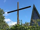 Fil:Korset invid Kvastekulla kapell.jpg