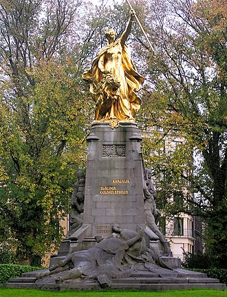 Groeninge Monument - The Groeninge Monument