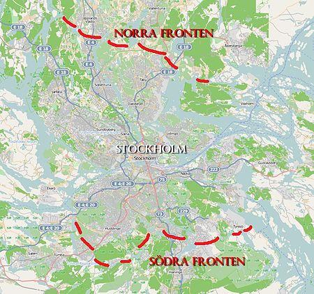 erstaviken karta Korvlinjen – Wikipedia erstaviken karta