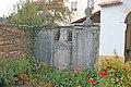 Kostel Nanebevzetí Panny Marie ve Vranově nad Dyjí náhrobní kameny.JPG