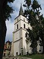 Kostel Povýšení sv. Kříže; Litomyšl.JPG