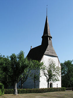 Käklingbo church