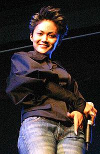Krisdayanti Concert in Suntec, Singapore, 26 J...