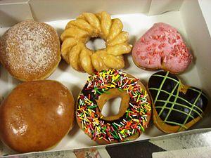 Krispy Kreme - Krispy Kreme Doughnuts