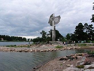 Kristinehamn - Pablo Picasso statue