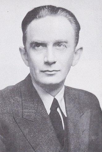 Walter Krivitsky - Walter Krivitsky in 1939