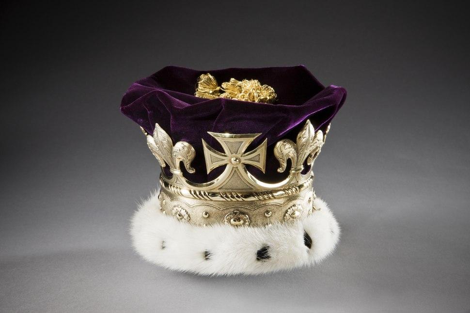 Krona. Prinsessan Margareta - Livrustkammaren - 87044