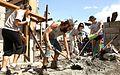 Kulczyk Foundation - Usuwamy z wraz z wolontariuszami skutki tajfunu na wyspie Leyte fot. Tatiana Jachyra.JPG