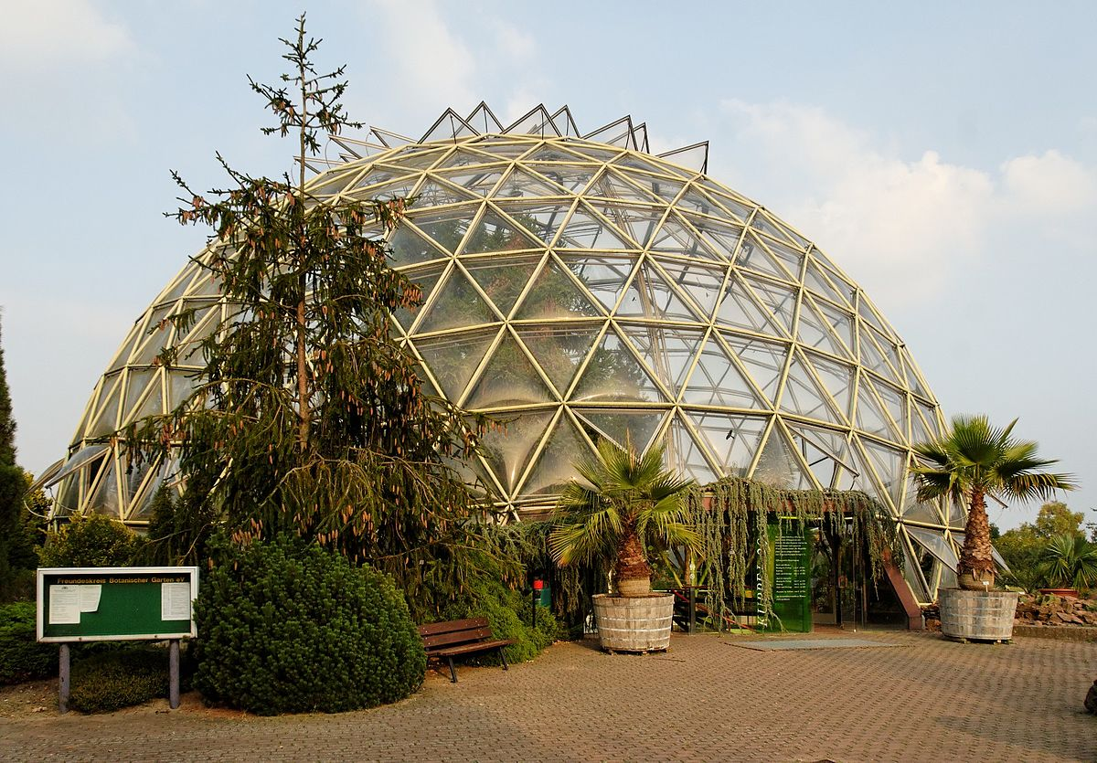 Geodesic Dome Greenhouse Building Plans