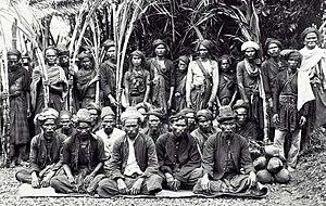 Alas people - Image: Kutacane pemamanan