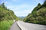 Kyoto Prefectural Road Route 62 Ujikoya line Minami-bypass in Minami, Ujitawara, Kyoto June 24, 2018 12.jpg