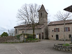L'église Saint-Pierre (Planioles, Lot).jpg