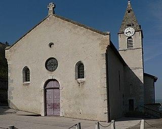 Le Gua, Isère Commune in Auvergne-Rhône-Alpes, France