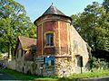 L'Isle-Adam (95), hameau de Stors, ancienne auberge Au Toune-Bride du château de Stors, XVIIe s..jpg