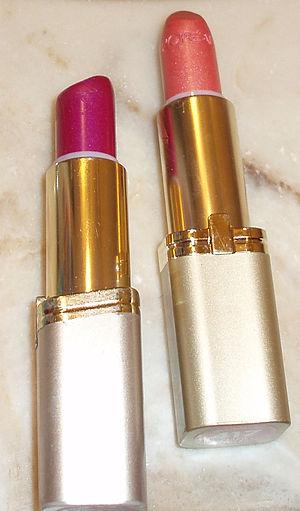 L'Oréal - L'Oréal lipsticks