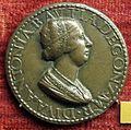 L'antico, medaglia di antonia del balzo, moglie di gianfrancesco gonzaga di rodigo.JPG