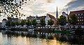 Lübeck-Untertrave-Septembermorgen-2013 - panoramio.jpg