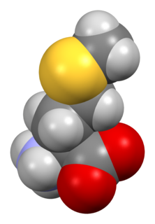 Methionine Group of stereoisomers