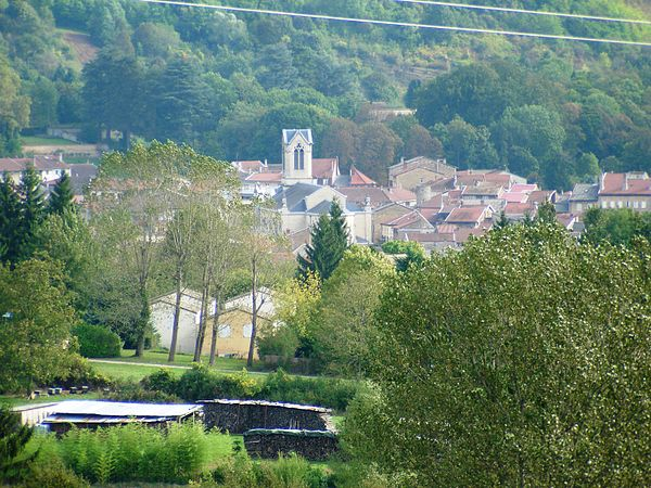Photo de la ville Lagnieu